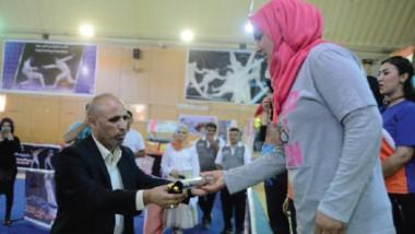 هيمنة بغدادية في بطولة منتخبات المحافظات بالمبارزة