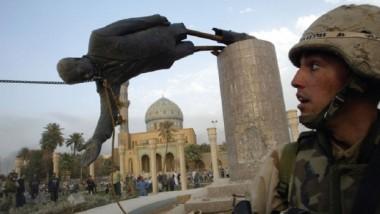 ذكريات العراقيين عن يوم التاسع من نيسان سقوط الصنم