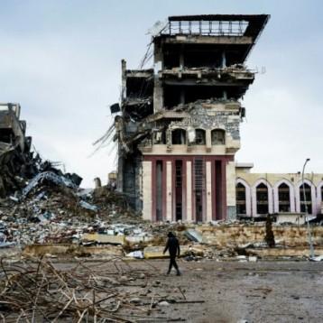رئيس جامعة الموصل يؤكد  تدمير 30 % من المباني والمعدات