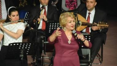 زهور حسين..ألق الأغنية  العراقية على قاعة الرباط