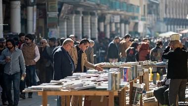 بغداد والمتنبي يحتفلان بشيخ الصحفيين محسن حسين