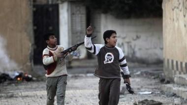 """داعش يستعد لمعركة """"حاسمة"""" وينشر آخر أفواجه من """"أشبال الخلافة"""" في أيمن الموصل"""
