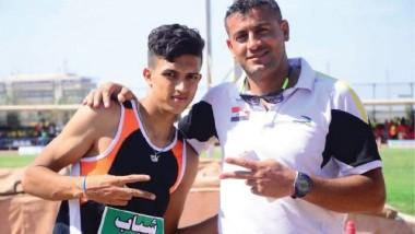 مدرب مدرسة القفز والألعاب المركبة يستعرض نجاحاته ويتأهب لدورة بمصر