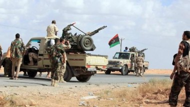 قتلى في غارة جوية على قاعدة صحراوية ليبية