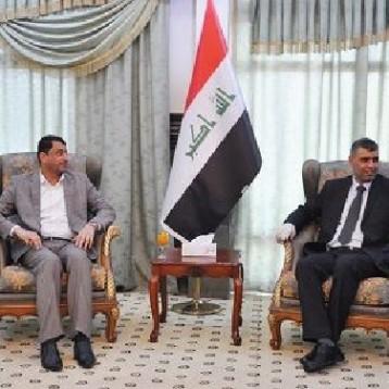 وزير الصناعة يبحث مع الناصري والغزي ملف المدينة الصناعية في ذي قار