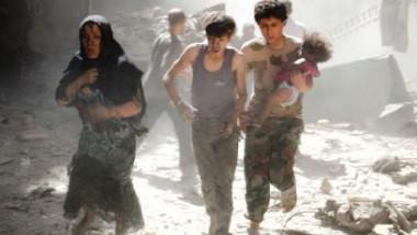 مشروع قرار اميركي بريطاني فرنسي في مجلس  الامن لإدانة الهجوم الكيميائي في سوريا