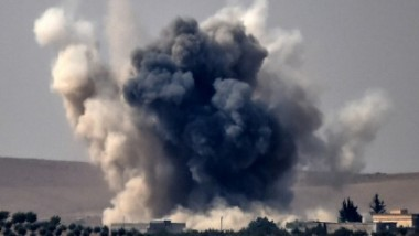«مقتل نحو 18« من المسلحين الأكراد في غارات جوية تركية في سوريا