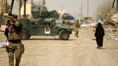 """مقتل 60 مسلحاً بينهم """"الأمير العنزي"""" بمعارك جامع النوري"""