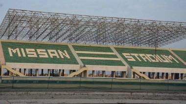 ملعب ميسان الأولمبي  يقترب من مراحله النهائية