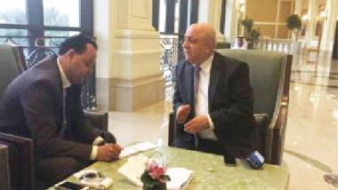 «الثقافة» تواصل لقاءاتها مع عدد من المشاركين في قمّة «أبو ظبي»