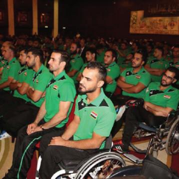 البارالمبية تحتفي بمتحدي الإعاقة وتزف بشرى إنجاز قانونها