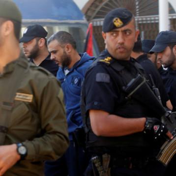 إعدام 3 متورطين باغتيال القيادي في «حماس» فقهاء