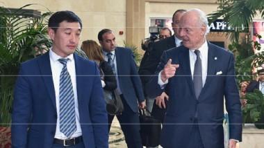 اتفاق روسي تركي إيراني على إقامة «مناطق لتخفيف التصعيد» في سوريا