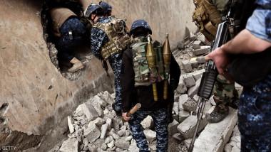 """الاتحادية تتوغل في عمق """"الزنجيلي"""" وتقتل 26 داعشياً"""