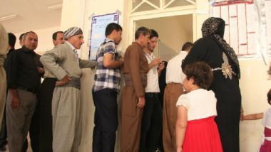 مفوضية الانتخابات تبدأ استعداداتها لإجراء الانتخابات في كردستان