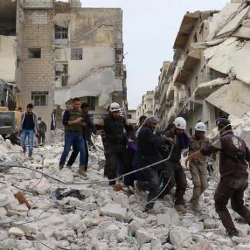 البنتاغون يقر بسقوط ضحايا مدنيين في سوريا والعراق