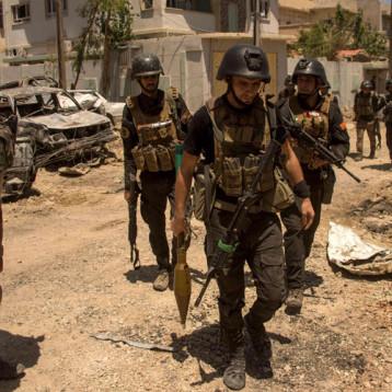 التحالف الدولي يؤكد التزامه سياسياً وعسكرياً مع العراق بتدمير العدو المشترك