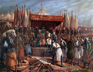 الخليفة العباسي الوحيد الذي والدته بغدادية بنت بغدادي