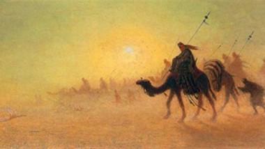 القاهر بالله أول خليفة في بغداد كحلوا عينه بالنار