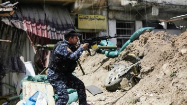 """جثث الدواعش تملأ الشوارع و""""الاتحادية"""" تتقدم بأيمن الموصل"""