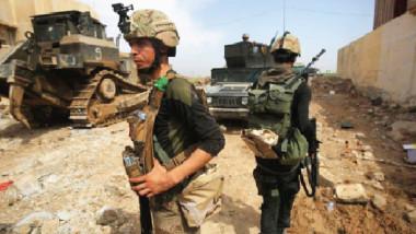 انطلاق عمليات واسعة لتحرير ناحية القيروان والمناطق المحاذية للحدود السورية