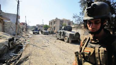 القوّات المشتركة تسيطر على 97 % من أيمن الموصل بعد تحرير حي النجار