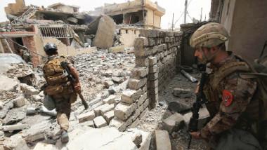 """تحرير حيي """"الاقتصاديين"""" و""""17 تموز"""" في أيمن الموصل"""