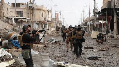 القوّات المشتركة تؤكّد سيطرتها على 80 هدفاً في أيمن الموصل