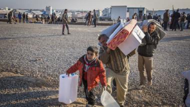 منظمة الصحّة العالمية تعزز جهود  الاستجابة الصحّية للاجئين والنازحين