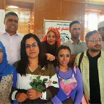 الملتقى الثقافي في شارع المتنبي يحتضن قصائد ناعمة على منصة جواد سليم