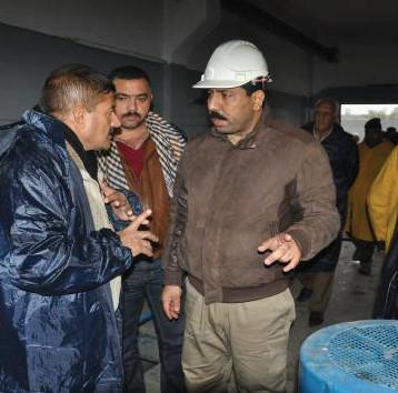 الكهرباء تؤكد التوسع في شمول الكرخ بالخدمة والصيانة والجباية