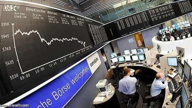 انخفاض الأسهم الأوروبية