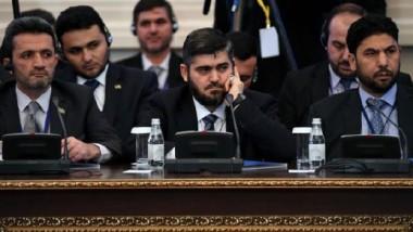 مفاوضات «أستانا 4-» تبحث وثيقة روسيا بشأن إنشاء أربع مناطق للتهدئة في سوريا