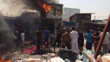 انفجاران يهزان بغداد وعشرات من الضحايا الأبرياء في أولى أيام رمضان