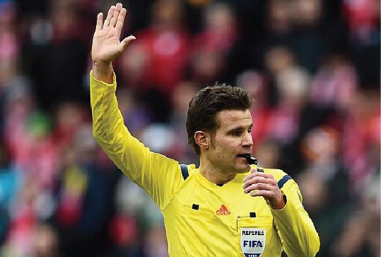 الألماني بريش يدير نهائي دوري أبطال أوروبا – جريدة الصباح الجديد