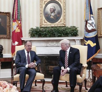 تسريبات «ترامب» إلى «لافروف» هل كانت حقاً مقصودة؟