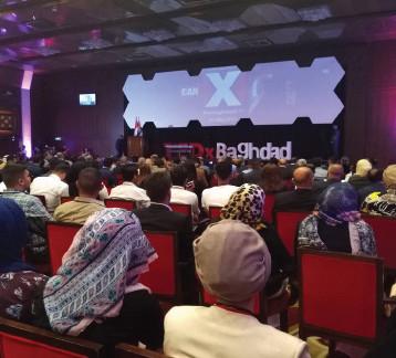 قصة نجاحات عراقية عالمية تعنى بشؤون الإنسان