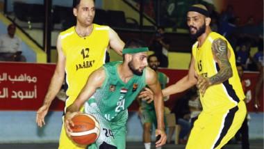 اتحاد السلة يفرض عقوبات انضباطية على خلفية أحداث الدوري