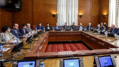 استئناف مفاوضات السلام حول سوريا  في جنيف ودمشق تنفي إقامة «محرقة للجثث»