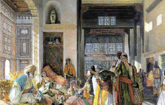 زينة المرأة البغدادية في العصر العباسي