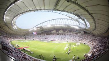 قطر تكشف النقاب عن أول ملاعب كأس العالم 2022