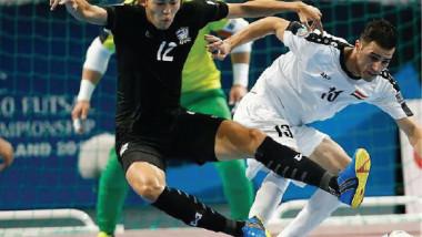 «شباب الصالات» يعبرون الحاجز الأوزبكي بخماسية ويتأهلون إلى النهائي