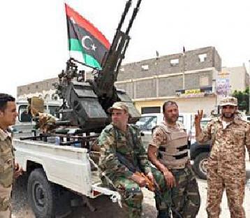 الجيش الليبي يستعيد السيطرة على مواقع  للإرهابين في سبها ويصادر آلياتهم
