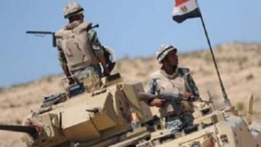 الجيش المصري يعزز رقابته على المثلّث  الحدودي مع ليبيا والسودان