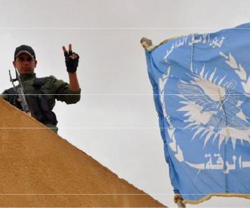 قوّات «سوريا الديمقراطية» على مشارف  مدينة الرقّة لطرد تنظيم «داعش»