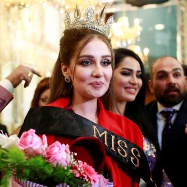 فيان السليماني ملكة جمال العراق لعام 2017