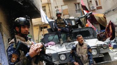 """القوّات المشتركة تقتحم منطقة """"حاوي الكنيسة"""" وحي """"الهرمات"""" في أيمن الموصل"""