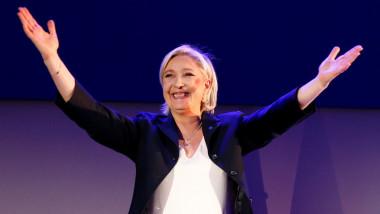 لوبان تترشح للانتخابات البرلمانية الفرنسية