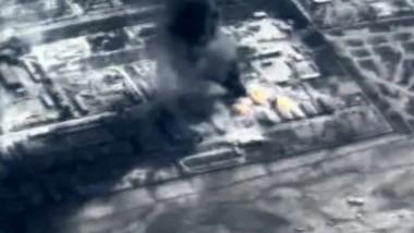 """مقتل 20 مسؤولاً عن """"ولاية بغداد"""" بضربة جوية في القائم"""