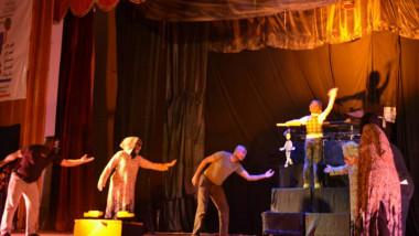 مسرحية أطفال الحرب العراقية تفوز في مهرجان ميتيو الدولي للمسرح